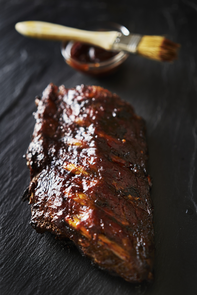 Ribs Barbecue (Travers de porc)